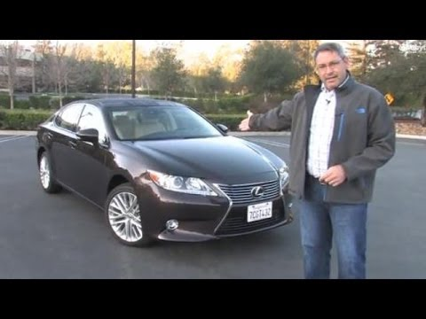 2014 Lexus Es 350 Test Drive Luxury Car Video Review Youtube