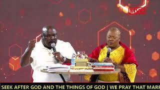 God Will Break Every Chąin & D๐ Iт F๐r You. || Apoṡtle Edİson & Propнetess Maттie NOTTAGE