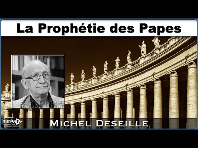 La PROPHETIE des PAPES