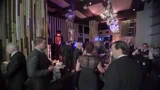 Stefanie & Prem's NY Skyline Wedding @ The W Hoboken New Jersey