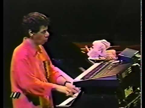 Chick Corea Elektric Band II - Santiago, Chile, 1994