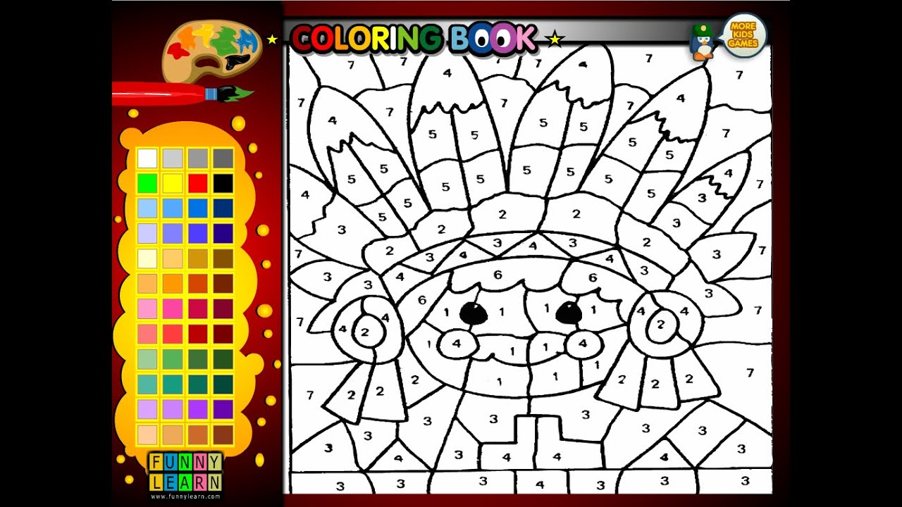 Indian Coloring Pages For Kids Indian Coloring Pages