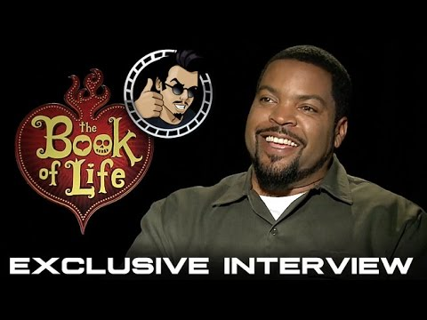 Ice Cube Interview - The Book Of Life (HD) 2014