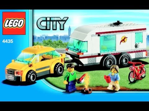 How To Build Lego City 4435 Instructions Youtube