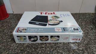 Bếp từ đơn nội địa Nhật T-fal nguyên thùng giá chỉ 950k