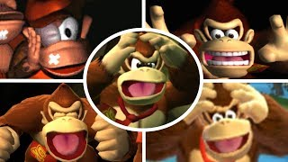 Evolution of Deleting Save Data in Donkey Kong Games (1994-2018)