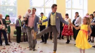 Анна и Алексей. Наша стиляжная свадьба. Каменск-Уральский. Стиляги. Свадьба.