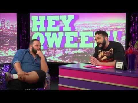 Daniel Franzese on Hey Qween with Jonny McGovern
