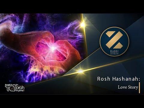 Rosh Hashanah: The Love Story