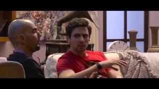 الحلقة التاسعة: أحمد غانم (أبو الغور)