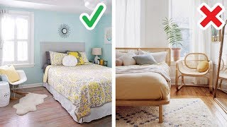 20 Smart Ideas How to Make Small Bedroom Look Bigger