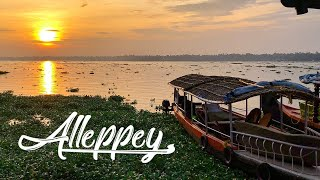 Alleppey (Alappuzha)- Cinematic Travel Video- Kerala backwaters  Gods own country |iPhone|Gopro|DJI