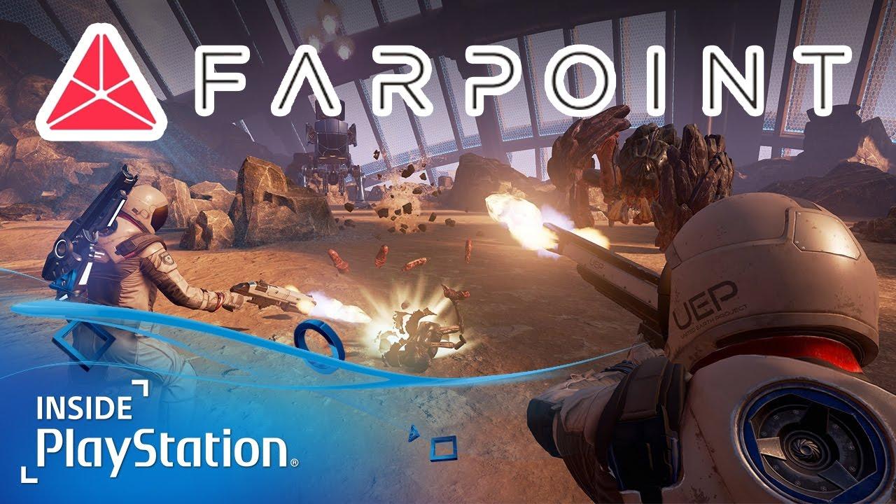 Farpoint Im Coop Modus So Zockt Sich Der Multiplayer Des Ps Vr