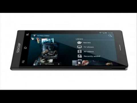 Archos 50c Oxygen brings a big screen and 8 cores for £179 ~ GadgetsNews