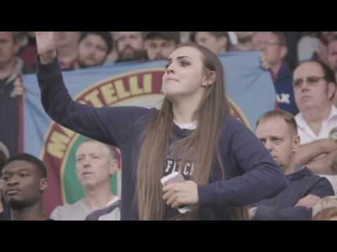 West Ham fan match day rituals at the London Stadium