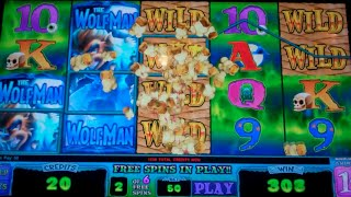 Midnight Matinee Slot Machine Bonus - 6 Free Games Win with Sticky Wild Stacks (#1)