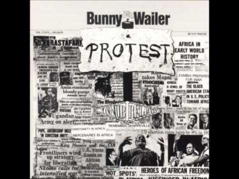 Bunny WailerProtest 197706Wanted Children