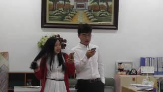 GẶP NHAU GIỮA RỪNG MƠ - Ngọc Mai & Xuân Luân - guitar Trà Hiếu