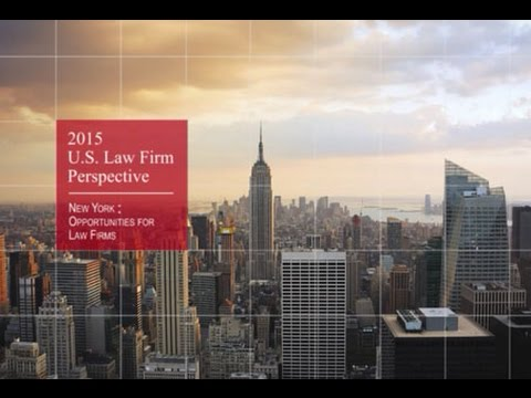 NYC law firm market trends & opportunities