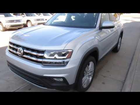 New 2019 Volkswagen Atlas Houston TX 77094, TX #269063