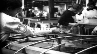 Aircraft Being Manufactured At An  Albatros Factory In Germany During World War I...hd Stock Footage