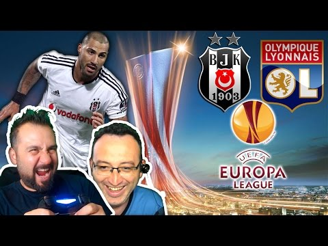BEŞİKTAŞ-LYON UEFA AVRUPA LİGİ RÖVANŞ MAÇI | exTReme 17