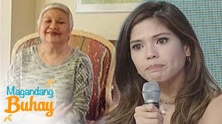 Magandang Buhay: Ginger talks about her mother's condition