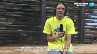 Blue Tomato Freeski Trick Tip with Daniel Walchhofer: Switch 540