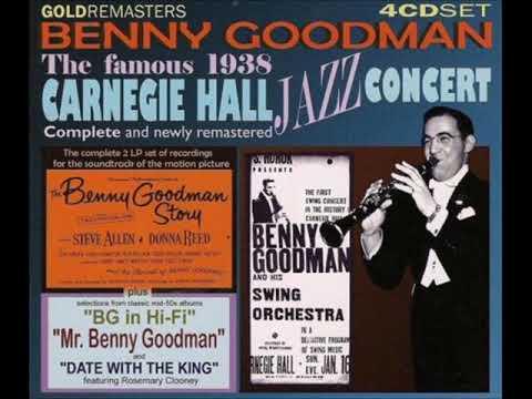 Benny Goodman - Don't Be That Way [HD]