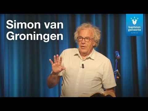 09-08 Eredienst - Simon van Groningen (preek)