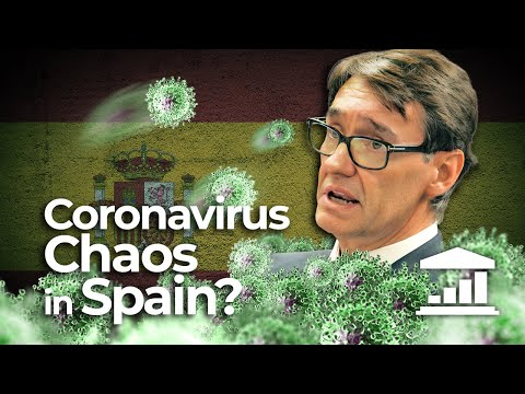 Why is SPAIN a CORONAVIRUS EPICENTER? - VisualPolitik EN