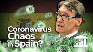 Why is SPAIN a CORONAVIRUS EPICENTER? - VisualPolitik EN