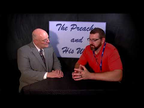 Preacher and His Work - PTP Edition - Mike Vestal