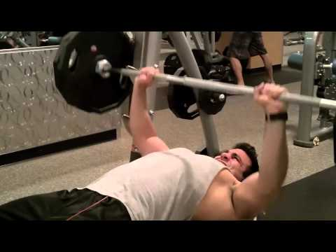 How To Do a 1 Rep Max Bench Press