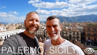 Palermo Sicily (4K) / Italy Travel Vlog #226 / The Way We Saw It