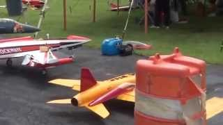john bell williams airport model jet show