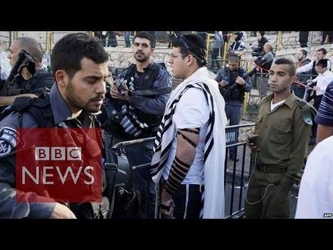 Israel: Jerusalem synagogue attack reaction  BBC