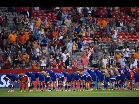 礼儀正しさに感動!サッカー日本...