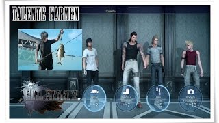 FINAL FANTASY XV | Talente Farmen Guide