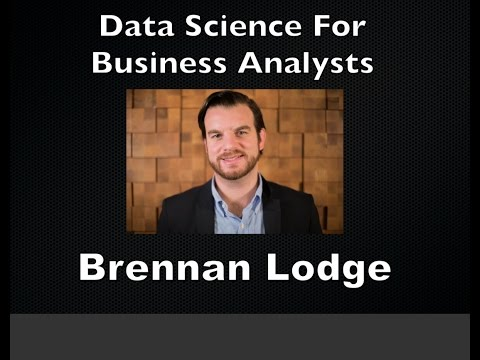 "Meet Brennan Lodge, Instructor for ""R For Business Analysts"""