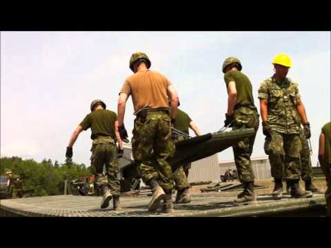 Royal Canadian Military Engineers DP1-1501