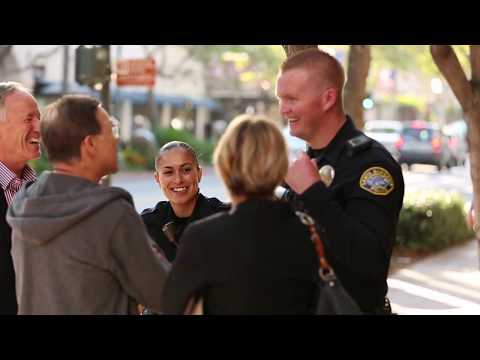 Santa Barbara Police Recruitment Video - 120
