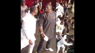 Face to face Balla Gaye 2 vs Modou Lo à Paris: les ils chauffent le public avec le nouveau single