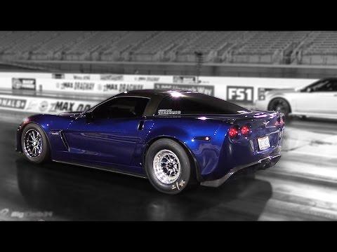 1000hp Stick Shift Corvette Z06 FTW