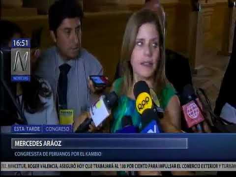Mercedes Aráoz: Lamento que no hayan dejado trabajar a PPK [Canal N]