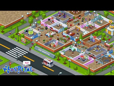 Fun Hospital Gameplay IOS / Android