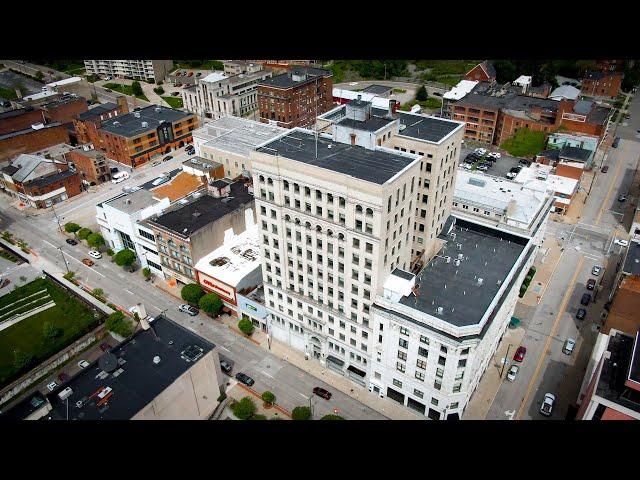 Redeveloping the Wheeling-Pitt Building into Loft Apartments - Wheeling, WV