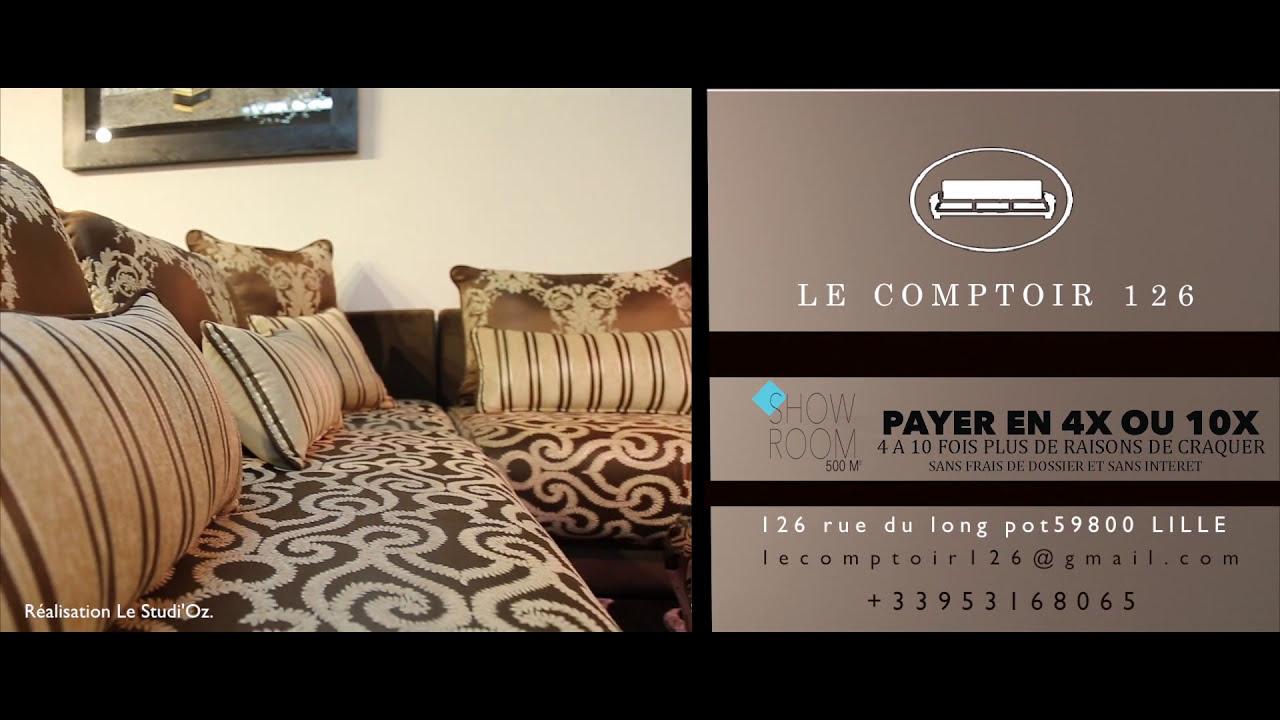 Le Comptoir 126 Lille le comptoir 126 nouvelle collection salon oriental marocain