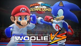 SALT PARTY: Mario & Sonic at the Olympic Games Tokyo 2020 (Part 1: Karate)