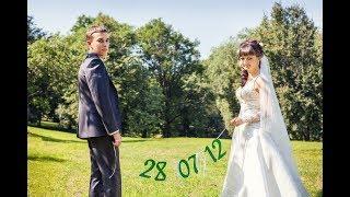 Ситцевая свадьба. 1 год. Клип-летопись.